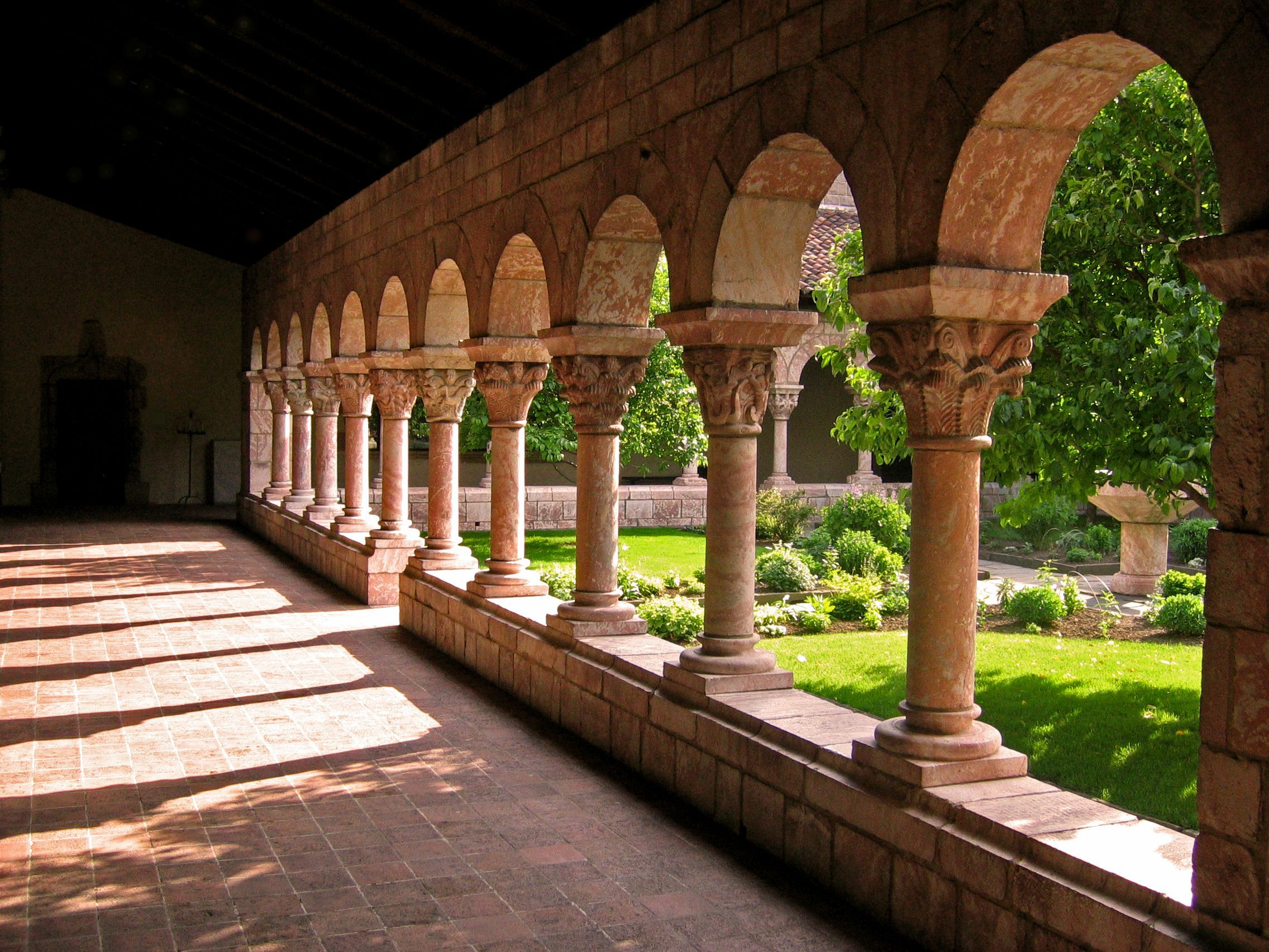 2598680 - the cloisters in new york city