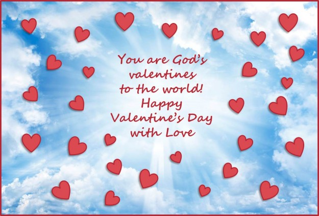 Gods Valentines